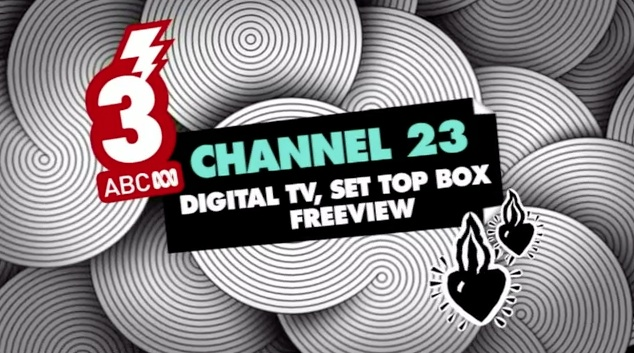 Flicking The Switch On ABC3
